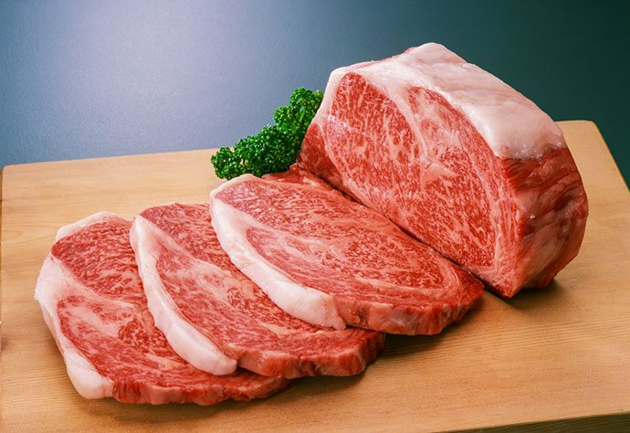 8 wholesale cuts of beef